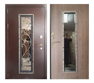 Входная дверь «Древо»
