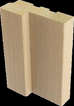 20049 Коробка дверная деревянная