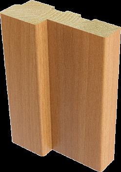 20051 Коробка дверная деревянная