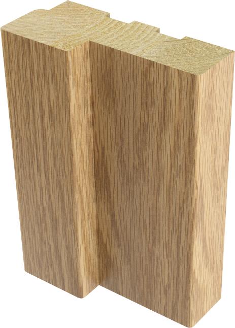 20052 Коробка дверная деревянная
