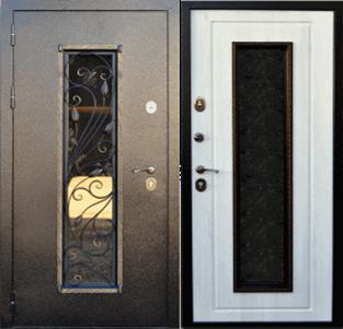 входная дверь Августина