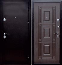 входная дверь Флора