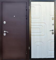 входная дверь Мустанг