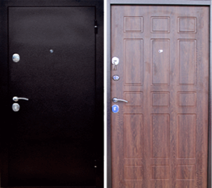 входная дверь Симфония