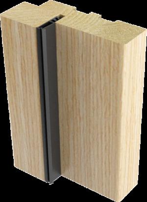 20071 Коробка дверная деревянная