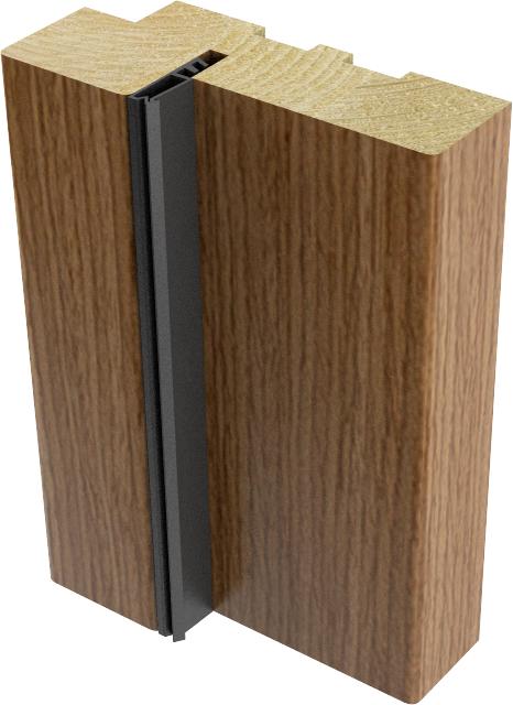 20072 Коробка дверная деревянная