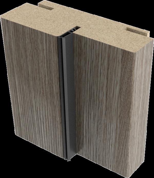 20074 Коробка дверная деревянная
