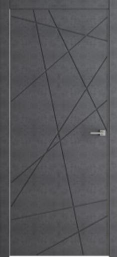20107 Межкомнатная дверь «Спайдер»