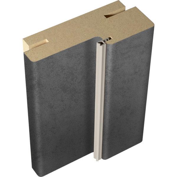 20111 Коробка МДФ+дерево телескопическая